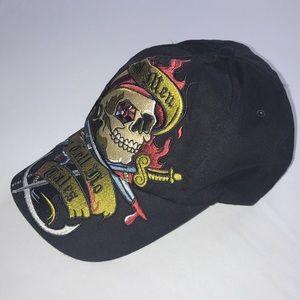 Disney Dead Men Tell No Tales Pirate Ball Cap